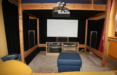 heimkino. Black Bedroom Furniture Sets. Home Design Ideas
